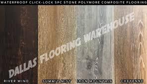waterproof spc flooring