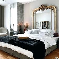Mirror Headboard Bedroom Sets With Mirror Headboard Mirror Bed Set ...