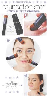 makeup back to the basics how to apply foundation