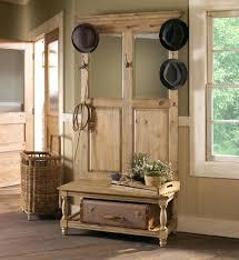 Coat Rack Cabinet Coat Rack Cabinet Hallway Bench With Shoe Storage Hanger Hooks W 63