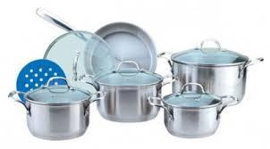 Набор посуды Bekker BK-2870 De Luxe Предметов 11 (<b>кастрюля</b> ...