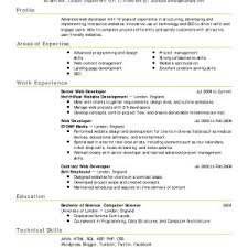 Examples Of Resumes Fresh Free Resume Examples By Industry & Job ...