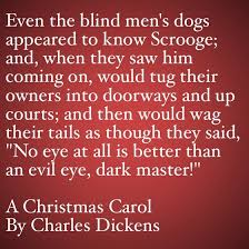 My Word With Douglas E Welch My Favorite Quotes From A Christmas Cool Images About Blind Men Quotes