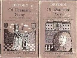 dryden essay on dramatic poesy case study custom essay writing  dryden essay on dramatic poesy
