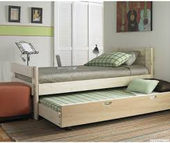 Modern Twin Bed Bedding Over Trundle Bed Images