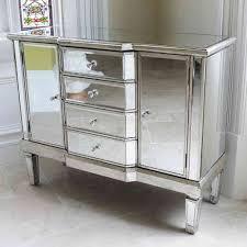 mirrorred furniture. Venetian Style Mirrored Sideboard Mirrorred Furniture