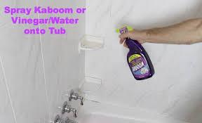 spray tub