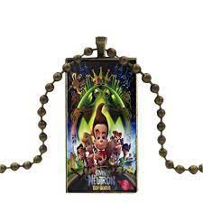EJ Men Jimmy Neutron Cậu Bé Phim Hoạt Hình Hình Nền Cho Phụ Nữ Trẻ Em Kính  Mặt Dây Chuyền Vòng Cổ Handmade Nửa Mặt Dây Chuyền Hình Chữ Nhật Vòng  Cổ