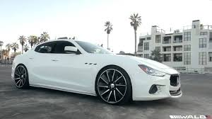 Maserati Ghibli Wald Black Bison - Full Body Kit - YouTube