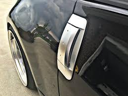 350z door handle install