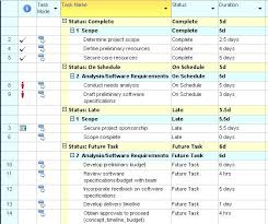 Project Status Report Template Weekly Format Examples Email Excel ...