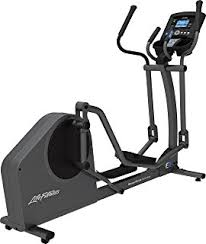 life fitness e1 go cross trainer anium