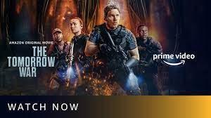 Watch Now - The Tomorrow War (English)