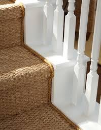 sisal carpet stairs
