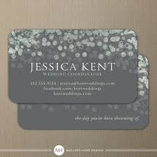 Champagne Bubbles Business Card Calling Card Contact Card