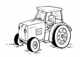 Small Picture Farming Tractor Coloring Page Download Print Online Coloring