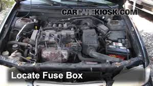 blown fuse check mazda mazda es l cyl