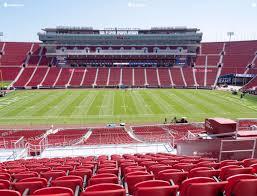 La Coliseum Seating Chart Soccer Los Angeles Memorial Coliseum Section 222 A Seat Views