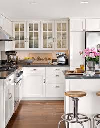 white cottage kitchens. White Country Cottage Kitchen Decorating Black And Decor Kitchens O