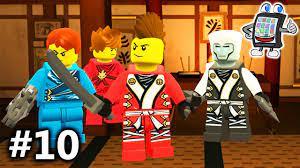 LEGO NINJAGO WU CRU #10 Deutsch App - KAI IST FREI! DIE CREW WIRD GRÖßER! -  YouTube