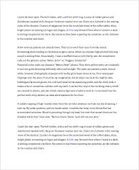 descriptive essay about a place descriptive essay noisy place descriptive essay example 6 samples in pdf