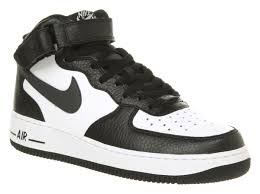 office nike air force. image is loading mensnikeairforce1midblackanthracite office nike air force