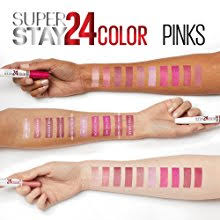 Maybelline 24 Hour Lipstick Color Chart Maybelline Superstay 24 2 Step Liquid Lipstick Makeup Keep Up The Flame 1 Kit