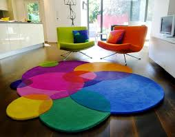 colorful rugs. Image Of: Modern Area Rug Colorful Rugs F