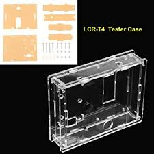 <b>Acrylic Housing Case Acrylic Housing Case</b> for LCR-T4 Transistor ...