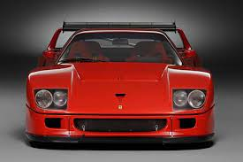 Extremely Rare Low Mileage Ferrari F40 Lm Looking For A New Home Carbuzz