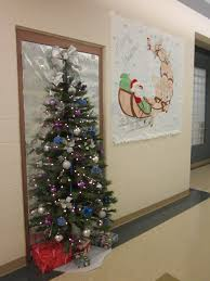 office christmas decoration ideas themes. Brilliant Themes 34 Elf Theme Christmas Office Door Decorating Contest 17 Best Ideas About  Decorations On  Getoutmaorg For Decoration Themes H