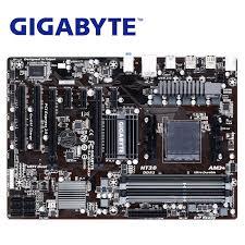 AM3 AM3+ For AMD DDR3 DIMM Gigabyt <b>GA 970A DS3P Original</b> ...