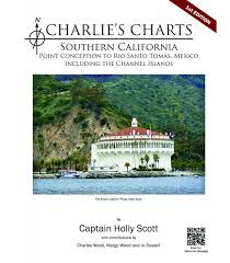 Charlies Charts Of Southern California 1st Ed Revised 2015