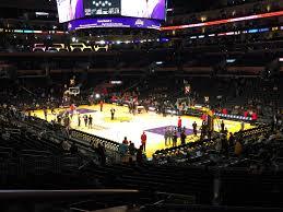 Staples Center Section Pr10 Row 3 Seat 2 Los Angeles