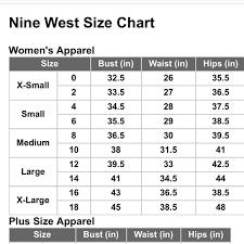Nine West Plus Size Chart Nine West Knit Moto Jacket Size 12