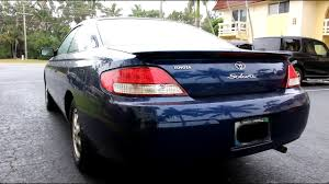 2001 Toyota Camry Solara Review - YouTube