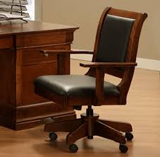 office wood desk. Upholstered Wooden Desk Chair Office Wood