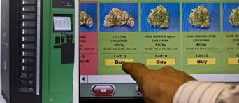 Marijuana Vending Machines Youtube Fascinating Pot Vending Machines In Washington Soundrone Army
