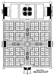 Image result for taj mahal garden layout