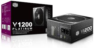 Cooler Master V1200, Full Modular 80+ Platinum ... - Amazon.com