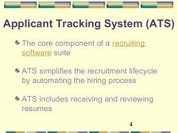 Resume Tracking Impressive Optimize Your Resume For Applicant Tracking Systems