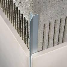 aluminum edge trim for tiles outside corner filojolly rjf profilitec