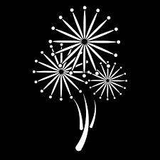 花火の部屋飾りの作り方切り絵や切り紙や折り紙で簡単に飾り付け