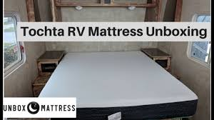 Rv mattress sizes Trailer Tochta Rv Mattress Unboxing Custom Sizes To Fit Your Rv Truck Or Bunks Youtube Tochta Rv Mattress Unboxing Custom Sizes To Fit Your Rv Truck Or