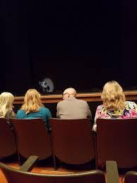 Braden Auditorium Seating Chart