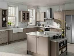 Good Exceptional Light Wood Cabinets Popular Colored Kitchen House Nice Ideas