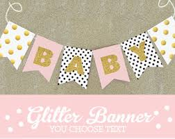 baby shower banners baby girl banner baby shower banner new baby banner baby