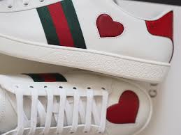 Gucci Baby Shoe Size Chart Gucci Ace Sneakers First Impressions Fit Sizing Emily