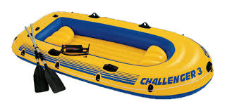 <b>Лодка</b> резиновая <b>Intex Challenger 3</b> 68370 - цена, отзывы ...