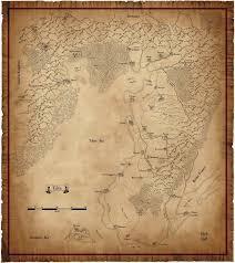 tilea the round table of bretonnia map of tilea